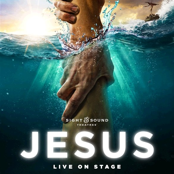 Sight & Sound Theatre - Jesus